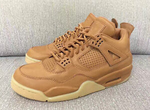 6395520ae3de1d Nike Air Jordan 4 IV Retro Premium SZ 10.5 Wheat Ginger Gum Pinnacle ...