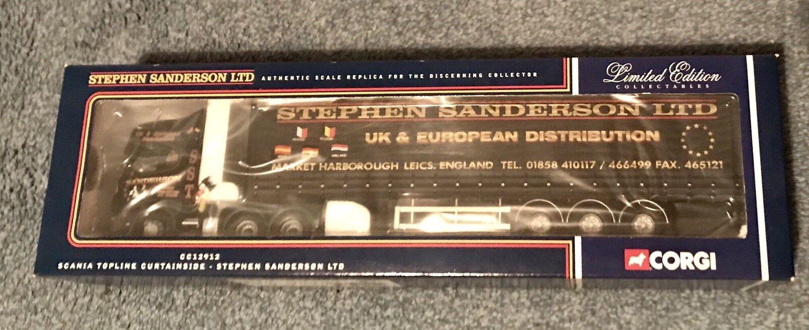 Stephen Sanderson - Scania Topline Model