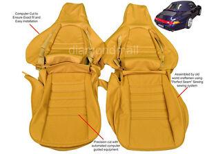 Porsche-911-Carrera-Targa-964-1985-1994-Leatherette-Seat-Covers-Replacement