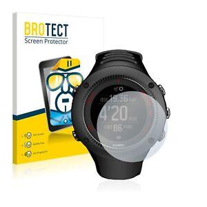Suunto-Ambit3-Run-Black-2-x-BROTECT-HD-Clear-Screen-Protector-hard-coated
