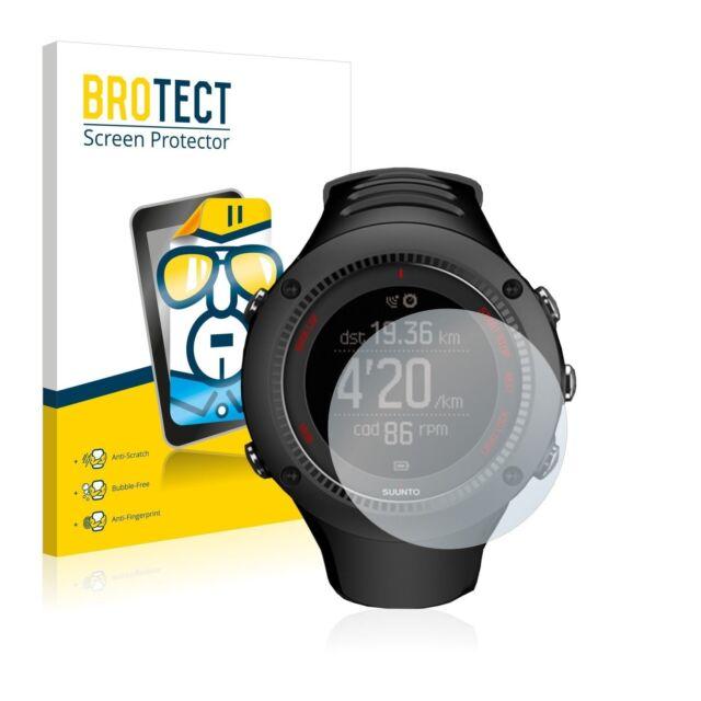 Suunto Ambit3 Run Black , 2 x BROTECT® HD-Clear Screen Protector, hard-coated
