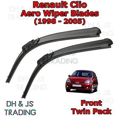 Renault Kangoo Van HD Trade Front Window Windscreen Wiper Blades