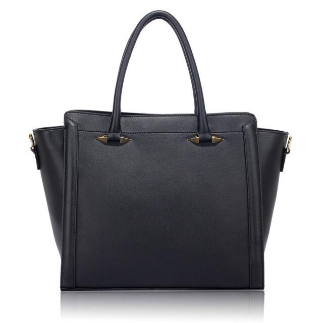 Ladies Fashion Hobo Shoulder Handbags Womens DESIGNER Faux-fur Charm ... 06edab6a9c6de