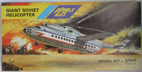 1:100 Master Modell // Plasticart 1012 Original Giant Soviert Helicopter RAR