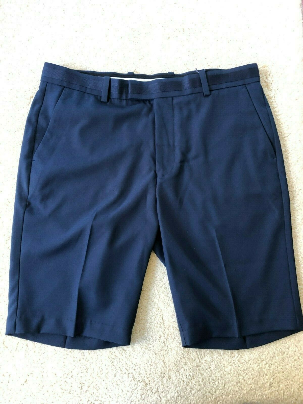 G FORE Core Club Shorts twilight 36  NWT