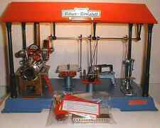 Wilesco D6 Toy Steam Engine Made In Germany Selected Material Au Special New