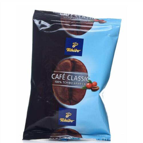Tchibo Cafe Classic Mild 12 x 500g Kaffee gemahlen, Filterkaffee 100% Arabica