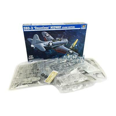 "Trumpeter 1//32 02244 U.S.Navy SBD-3 ""Dauntless"" Midway"