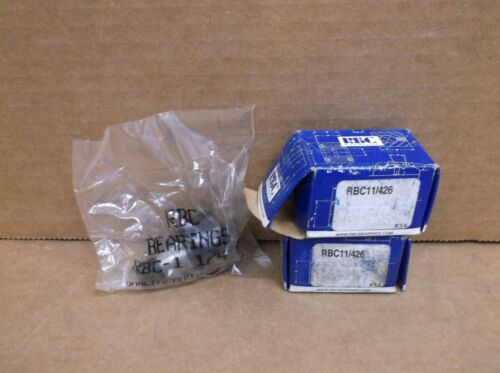 Details about  /RBC11//426 RBC Bearings NEW In Box Cam Follower RBC11426