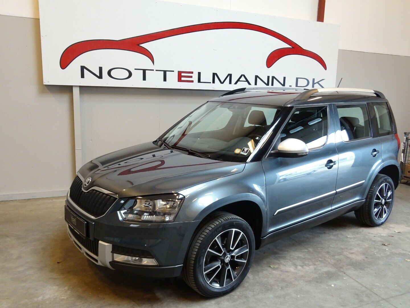 Skoda Yeti Outdoor 1,4 TSi 125 Ambition 5d