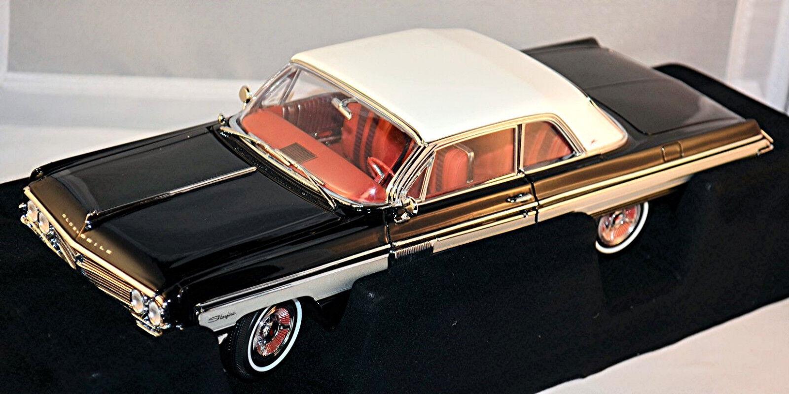 Oldsmobile Starfire Coupé 1962 black black 1 18 Serie Firmas
