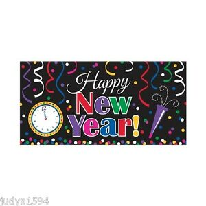 image is loading happy new year banner party wall hanging decoration