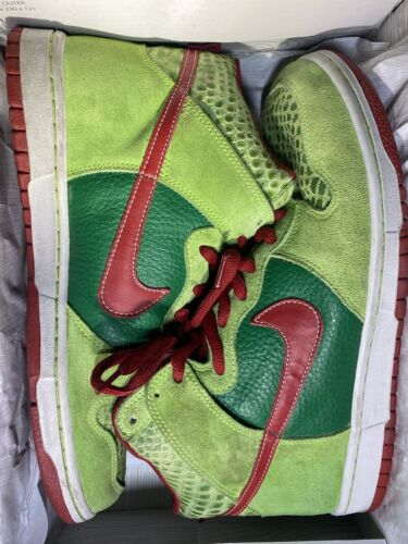 Nike Dunk SB High Pro Dr. Feelgood Size 11