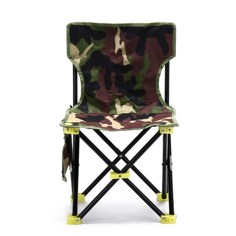 1pc x portable folding chair  outdoor travel fishing camping picnic beach stoolGX  lightning delivery