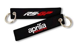 100% QualitäT New Official Aprilia Racing Key Holder. Geschickte Herstellung