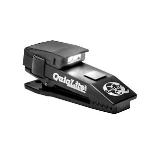 Quiqlite New Quiqlite X2 White//White Rechargeable Hands Free Flashlight Torch