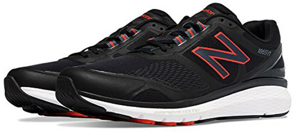 New Balance Men's Walking Shoes Black MW1865BK