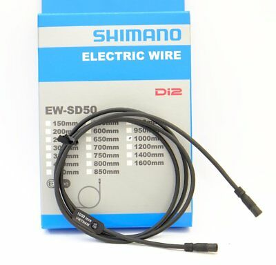 Shimano EW-SD50 Di2 9070 6870 6770 Electric Gear Cable Wire E-Tube 1400mm