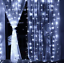 Remote-3x3M-300LEDs-Light-Icicle-Curtain-String-Fairy-Lights-Xmas-Wedding-Party miniature 13
