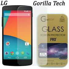 Genuine Gorilla Película Protectora De Pantalla de Vidrio Templado Escudo Para LG Nexus5 Stylus