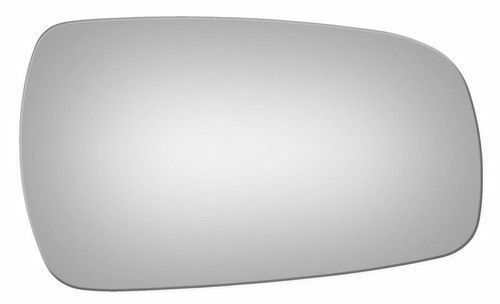 Passenger Side View Drop Fit OE Replacement Mirror Glass F35038 Fits Nissan