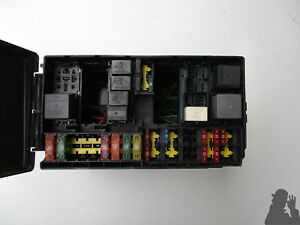 fuse box ford focus 51 plate 2003    ford       focus       fuse       box       as is    ebay  2003    ford       focus       fuse       box       as is    ebay