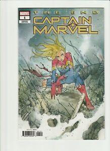 Captain-Marvel-The-End-1-X2-COPIES-Peach-Momoko-Variant-NM