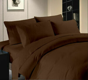 1000TC Beige Solid RV Camper /& Bunk Sheet Set All Sizes Egyptian Cotton