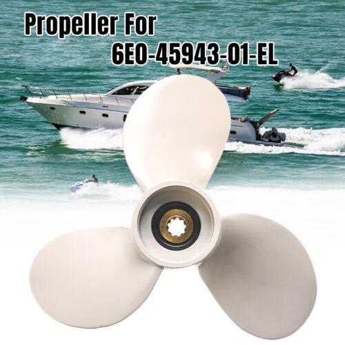 1 Boot Motor Propeller Aluminium 7 1//2 X 7-BA Ersatz Für 4-6HP Outboard