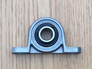 KP001-Pillow-Block-Mounted-Ball-Bearing-12mm-Bore-Diameter-CNC-3D-Printer
