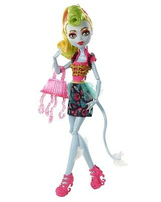 Кукла Лагунафаер Монстрические мутации Монстр Хай (Monster High)