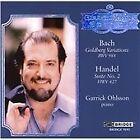 Bach: Goldberg Variations; Handel: Suite No. 2, HWV 427 (2006)