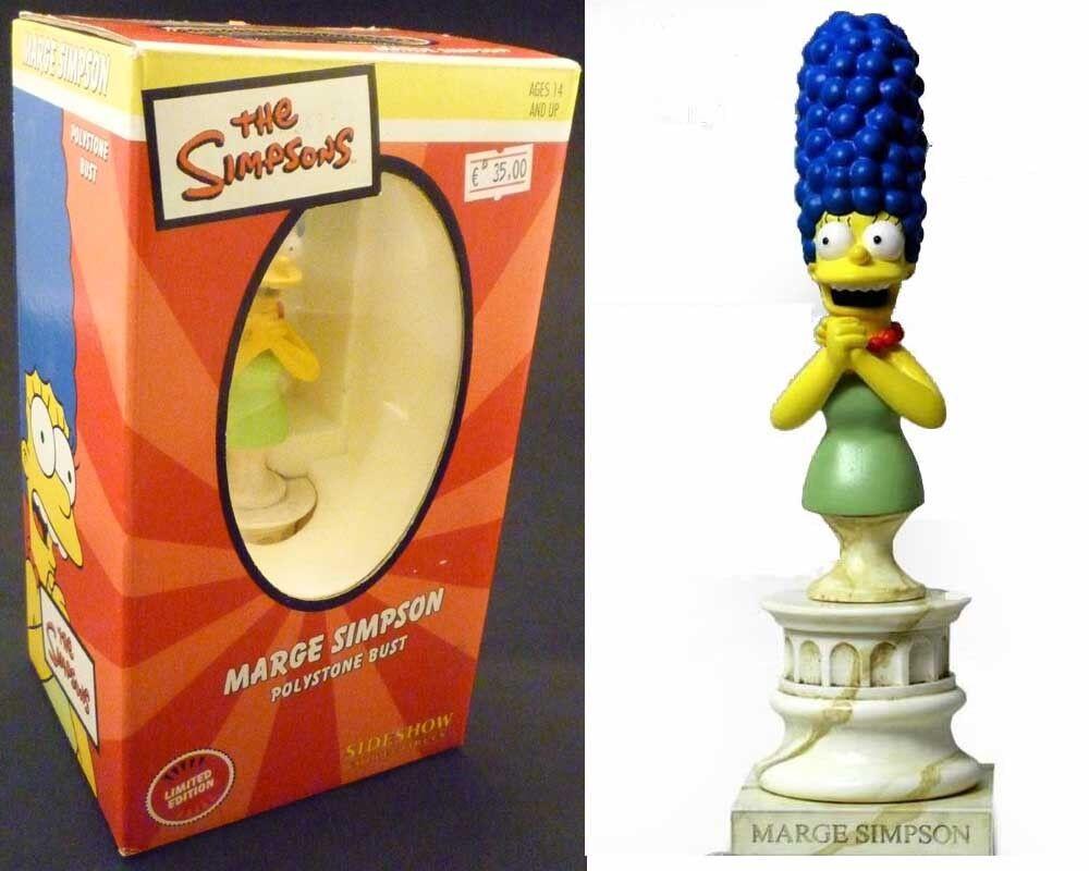 ... die simpsons polystone mini - pleite - statue verpackt   358   5000