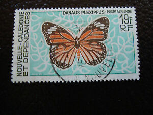 NOUVELLE-CALEDONIE-timbre-yt-aerien-n-92-obl-A4-stamp-new-caledonia-Q