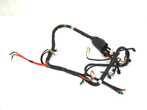 Details about YAMAHA 2004-2009 YJ125 YJ 125 VINO SCOOTER MAIN ELECTRICAL on