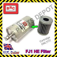 LPG GPL Autogas BRC FJ1 HE Vapour POLYESTER cartridge Element Sequent System