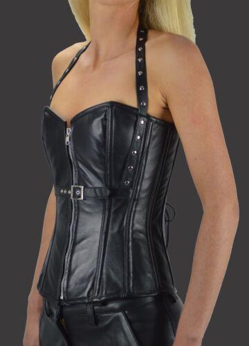 Corset souple en corset bustier d'agneau 1212 haut cuir Aw zwfWFR5qw