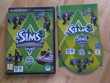 Los Sims 3 diseño y material de alta tecnología Pack De Expansión PC Windows o Mac