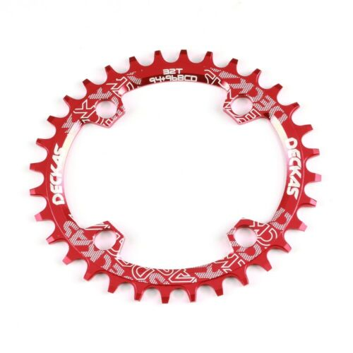 DECKAS 94+96BCD Chainring Chainwheel Round Oval 32T 34T 36T 38T MTB Bike Bicycle