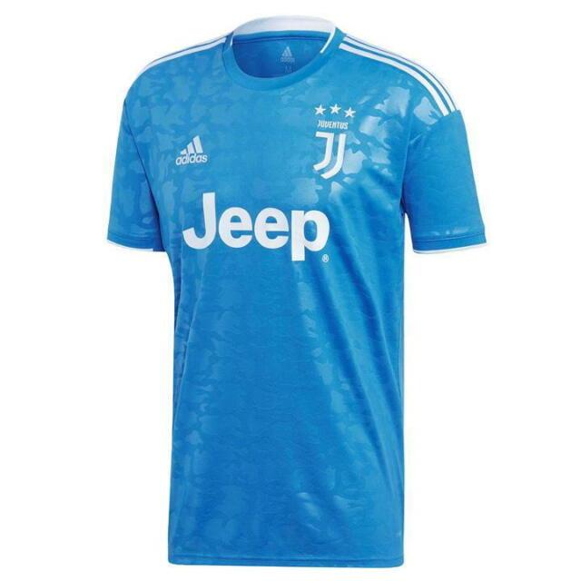 Adidas Juventus Turin Juve 3. Jersey Trikot DW5471 DW5474 2019 2020 1920 Blau