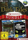 Dark Tales Bundle (Der Mord in der Rue Morgue / Der schwarze Kater) (PC, 2013, DVD-Box)