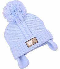 7cbf20d49f3 BabyPrem Baby Boys Winter Warm Knitted Beanie Hat 0 - 6m Blue   White Hats