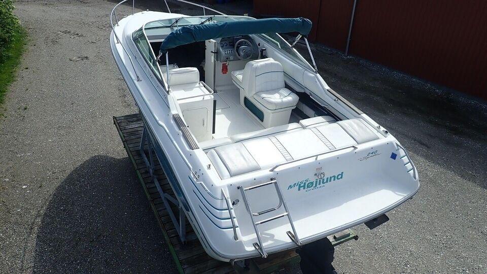 Sea-Ray 240 OV Signature - Velholdt