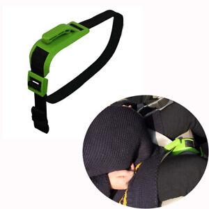 1PC Green Maternity Car Seat Belt Adjuster Across the ...