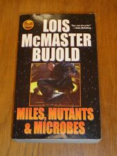 Miles Mutants and Microbes Lois McMaster Bujold Baen (Paperback)< 9781416556008