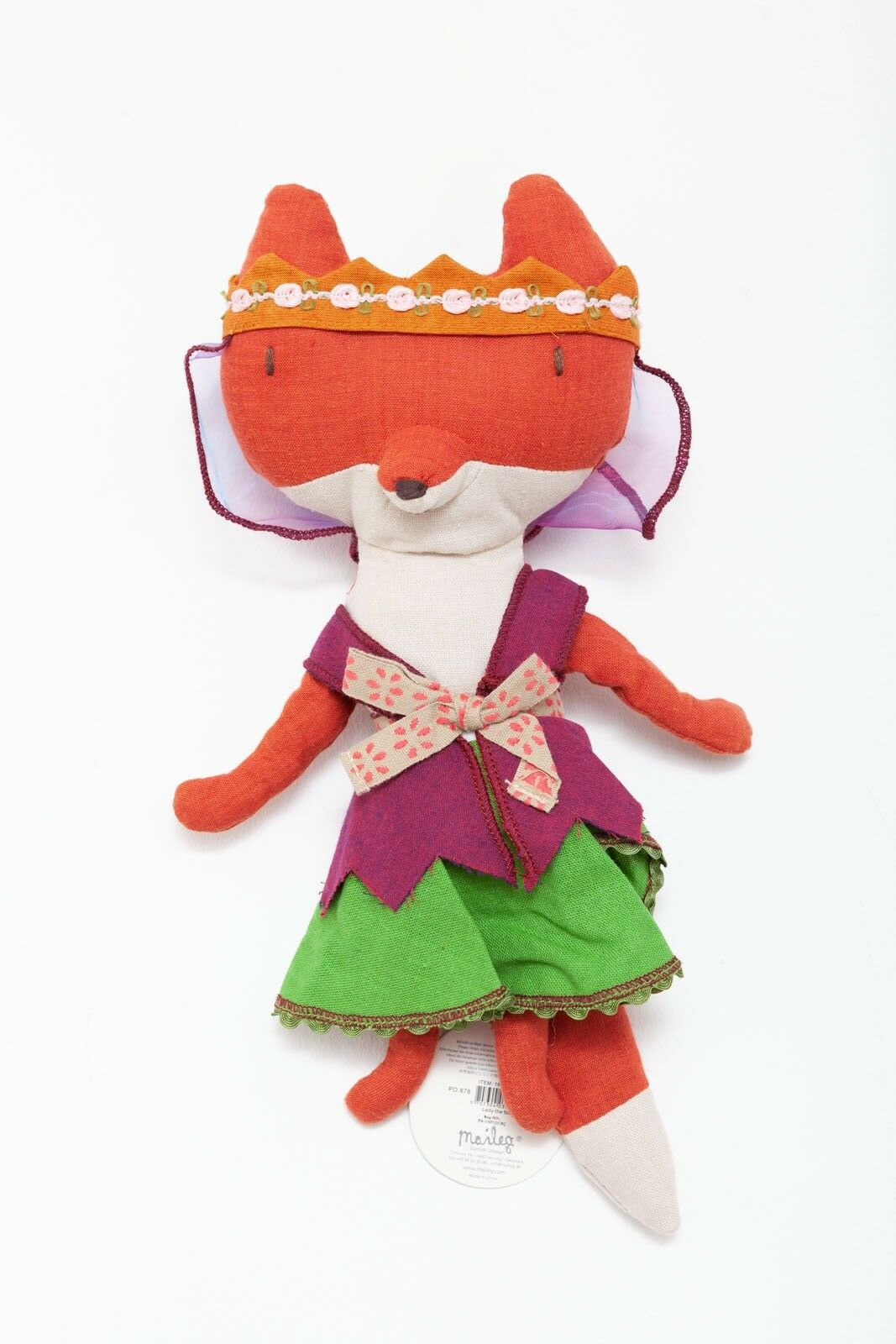 Maileg - Lady The Fox - Fox And Friends