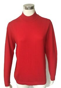 laine pour col femmes Pull Fb mérinos taille 100 rouge Solde 48 montant qABCfw1B
