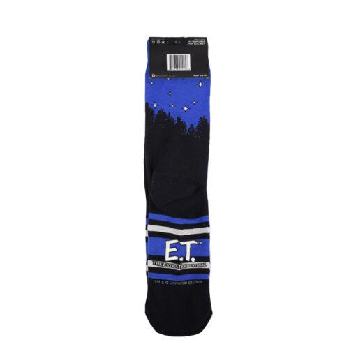 ODD SOX Unisex Crew Socks Escape E.T UK Adult: 5-12
