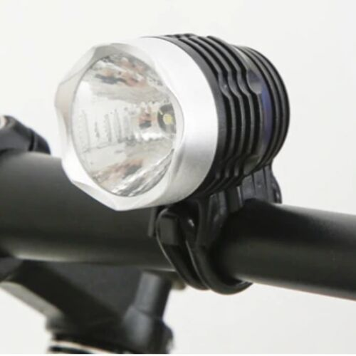 Front Bicycle Bike LightExtra BrightBatterie Incluse /_ Rain-proof.
