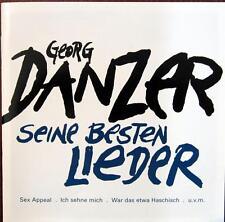 CD / GEORG DANZER / SEINE BESTEN LIEDER / RARITÄT /